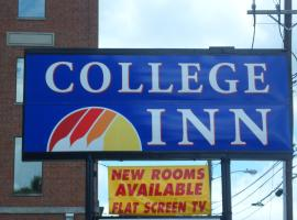 College Inn Spartanburg Spartanburg الولايات المتحدة