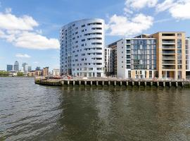 Apple Apartments Greenwich Londen Verenigd Koninkrijk
