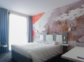 Hotel Photo: ibis Styles Poitiers Centre