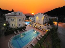 Sea Breeze Hotel and Apartments Oludeniz Tyrkia