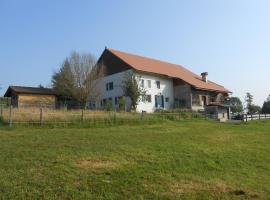 B&B Educ'Anes Oppens Switzerland