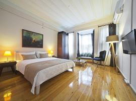 No.196 Suites İstanbul Tyrkia