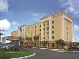 Hampton Inn and Suites Miami-South/Homestead Homestead USA