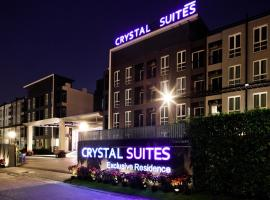 A picture of the hotel: Crystal Suites Suvarnbhumi Airport