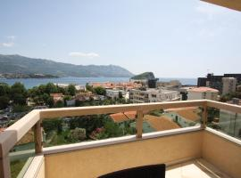 The Old Town Terrace Apartments Budva Montenegro