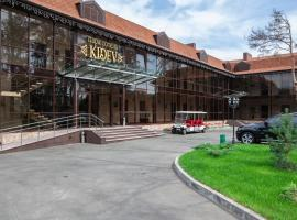Hotel photo: Park-Hotel Kidev