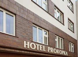 Hotel Prokopka Prague Czech Republic