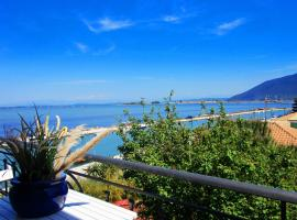 Kaposantes Apartments Lefkada Town Greece