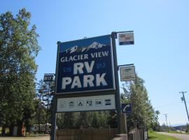Hotel Photo: Glacier View Cabins & RV Park