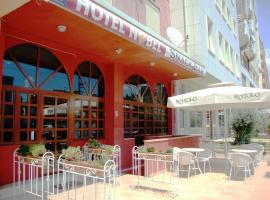A picture of the hotel: Hotel Nobel Tirana