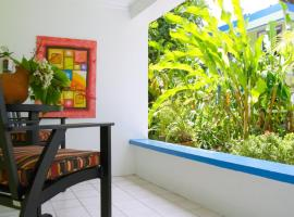 Castle Comfort Lodge Roseau Dominica