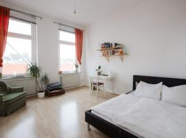 Bright & cozy guest room – 10 min to trade fair/city