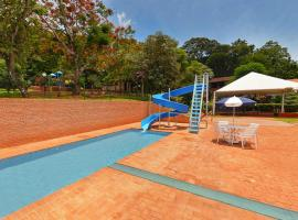 Hotel near  Cataratas Intl  airport:  Budget Harbor Colonial