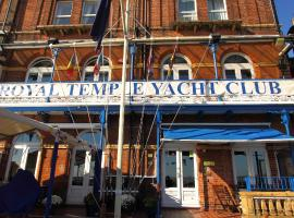 Hotel photo: Royal Temple Yacht Club