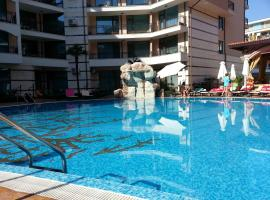Menada Karolina Apartments Sunny Beach Bulgaria