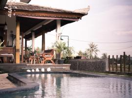 By Dorry Bed and Breakfast Ubud Индонезия