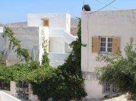 Pension Penelope Ios Chora Greece