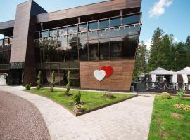 Hotel Photo: MONA Boutique Hotel Sheremetyevo