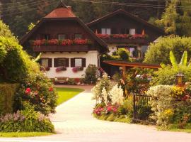 Hotel Photo: Blumenpension Strauss