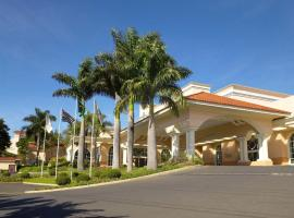 Hotel near  Viracopos  airport:  Royal Palm Plaza Resort