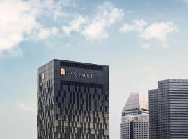 Pan Pacific Serviced Suites Beach Road Singapore Singapore