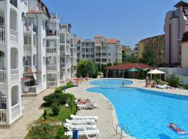 Tara Bravo 5 Apartments Sunny Beach Bulgaria