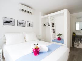 Hotel kuvat: Hotel Gatto Blanco & Rooftop Club