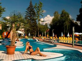 Hotel Photo: Holiday Beach Budapest Wellness Hotel with Sauna Park
