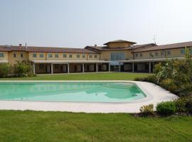 Hotel Motel Gold Calcinate Italy