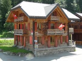 Hotel Photo: Chalet Suisse Bed and Breakfast