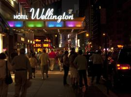Wellington Hotel Nova York EUA