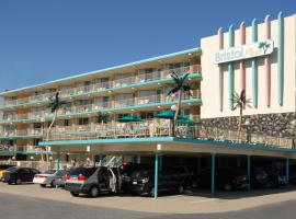 Hotel Photo: Bristol Plaza Motel