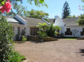 The Stables Lodge Stellenbosch South Africa
