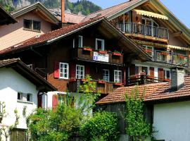 Holiday Apartment Bellevue Brienz Svizzera