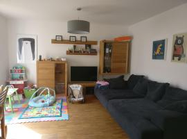Apartment in Frankfurt, perfect for family