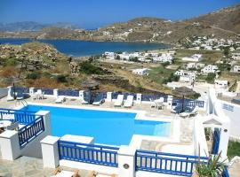 Rita's Rooms Ios Chora Greece