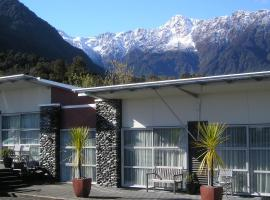 The Westhaven Motel Fox Glacier Niu Di-lân