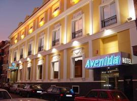 Hotel photo: Hotel Avenida Leganés