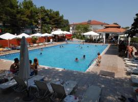 Hotel Camping Agiannis Makrýgialos Greece