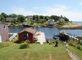 Sal's Bed and Breakfast by the Sea Herring Cove Canada