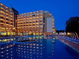 Sol Nessebar Mare Resort & Aquapark - All inclusive Nesebar Bulharsko