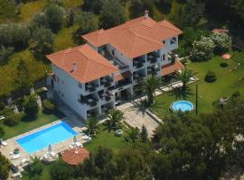 Villa Spartias Skiathos Town Greece