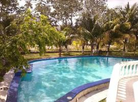 Hotel near Cancun Intl airport : Mansion Giahn Bed & Breakfast
