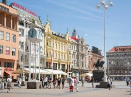 Apartments Angel Main Square Zagreb Croatia