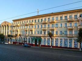 Hotel photo: Hotel Vinnytsia Sawoy