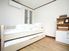 24 Guesthouse Sinchon Hongdae Seoul South Korea