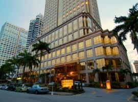 Hotel Photo: The Northam All Suite Penang