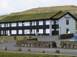 Hotel near Faroe Islands