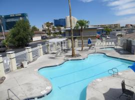 Americas Best Value Inn Las Vegas Strip Las Vegas United States