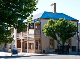 Hotel near Mudgee Airport airport : Cobb & Co Court Boutique Hotel